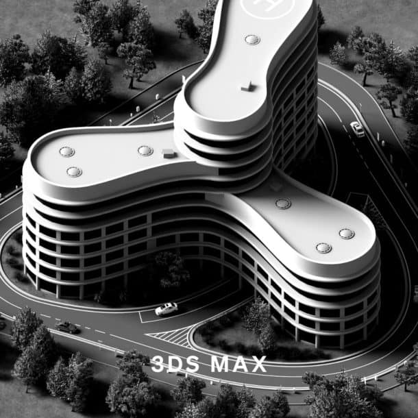 Architectural 3Ds Max Software Course