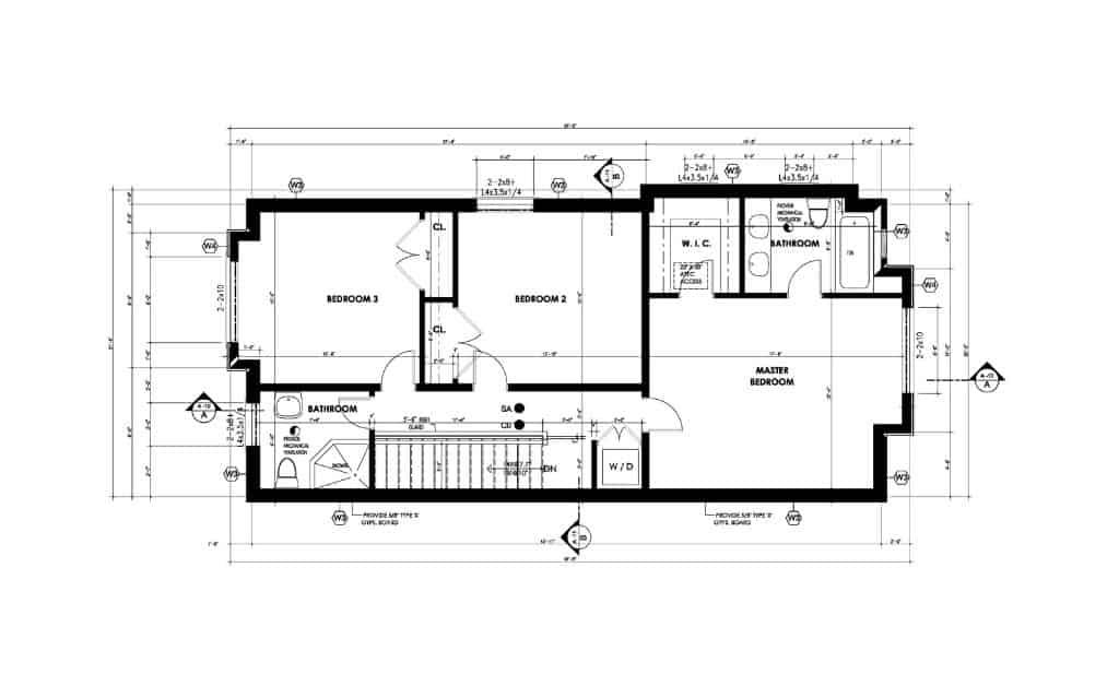 floor plan in detail